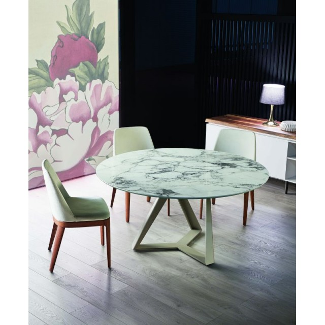 MILLENNIUM ROUND DINING TABLE