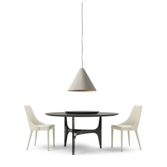 UNIVERSE ROUND DINING TABLE