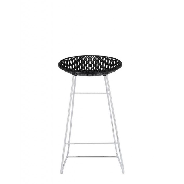 SMATRIK STOOL (CHROME)