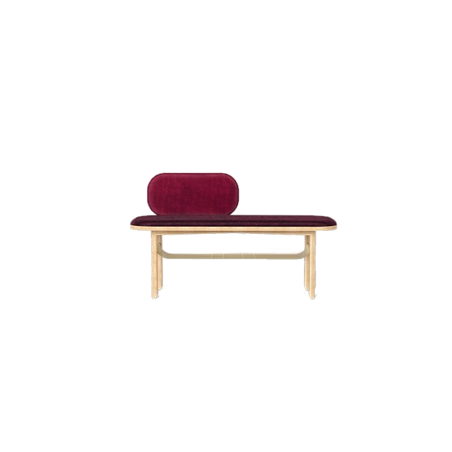 EUSTACHE ENTRANCE BENCH