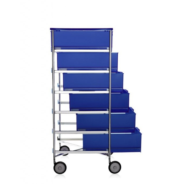 MOBIL TROLLY- 6 DRAWERS