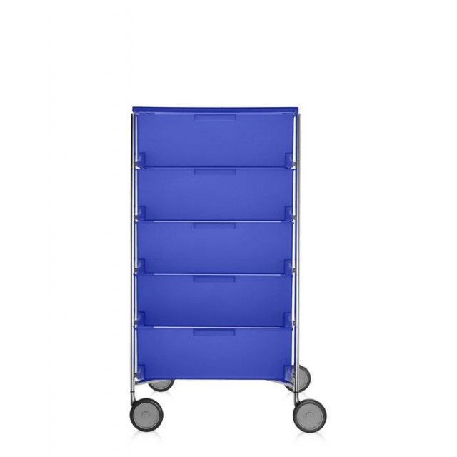 MOBIL TROLLY- 5 DRAWERS