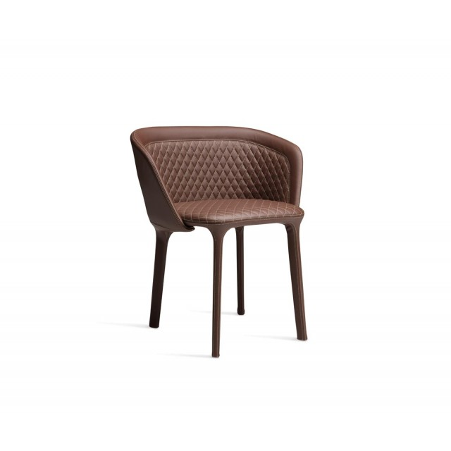 LEPEL QUILTED ARMCHAIR