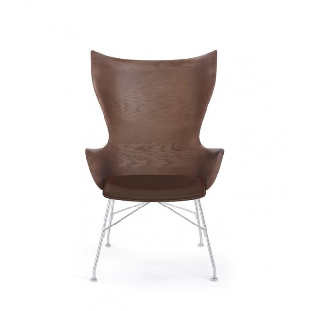 K/WOOD ARMCHAIR