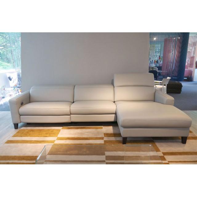 Gallardo L-Shape Recliner Sofa