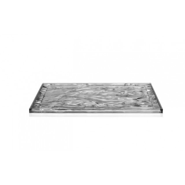 DUNE TRAY LARGE METALLIC