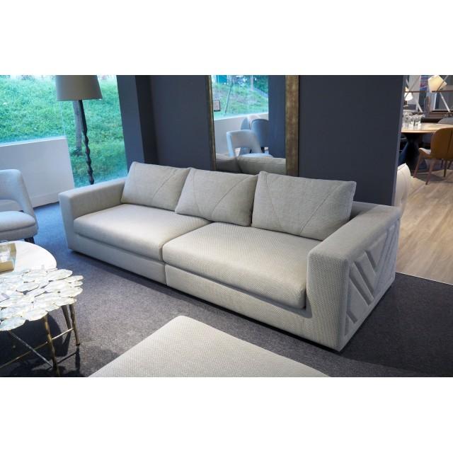 Belgravia Sofa & Pouf