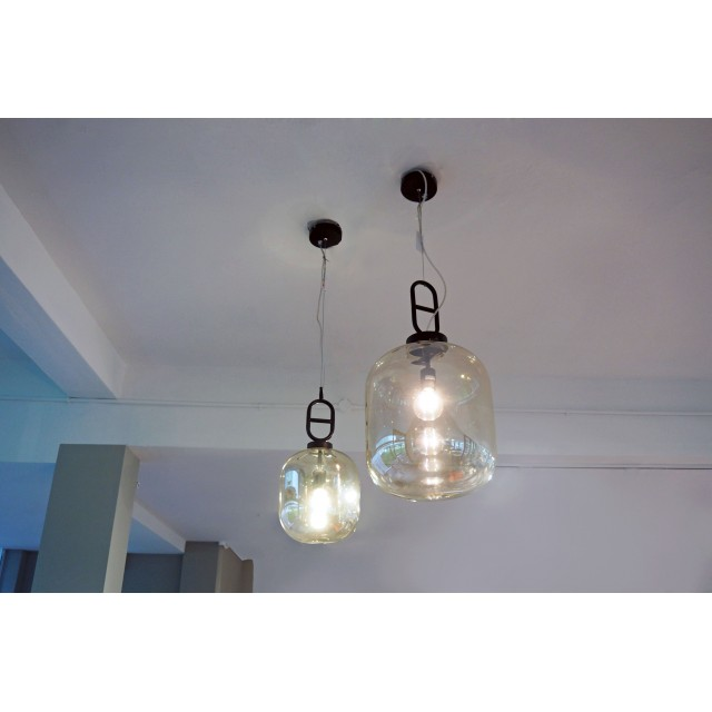 Eyeball Suspension Lamp L