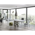 IMPERIAL EXTENDIBLE DINING TABLE